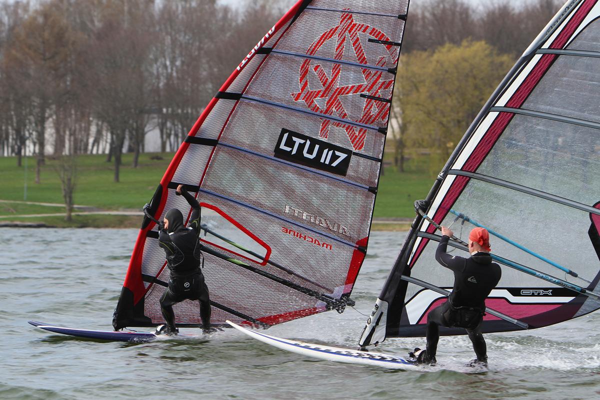 Olegas LTU117 finiše išplėšė pergalę. Naglis atsiliko 30 cm.