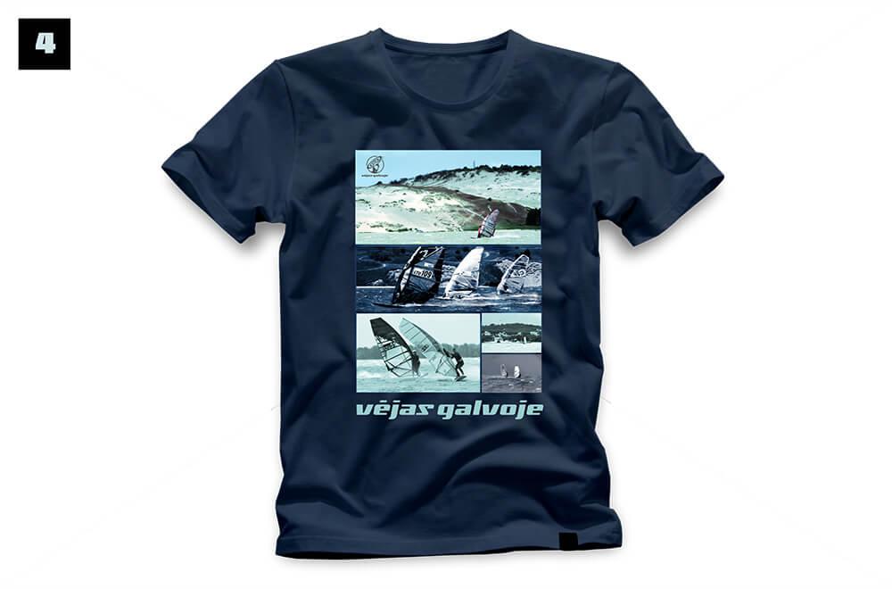 4 slalom t shirt
