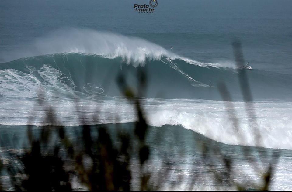 Pirmoji mano banga Nazare